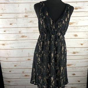Pins and Needles Urban Outfitters dress M black